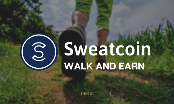With Sweatcoin walking is a THING again