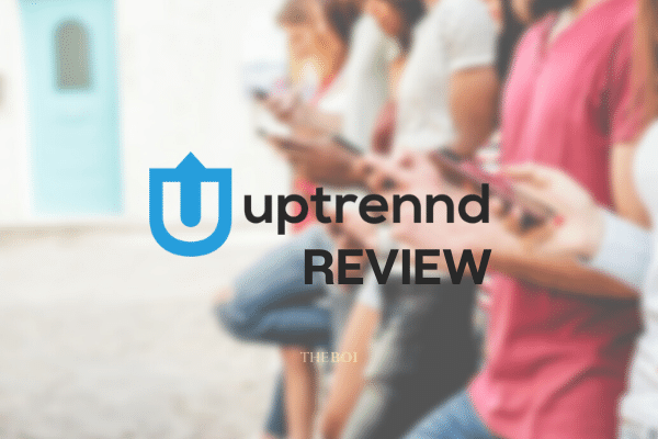 What is Uptrennd? Social media that pays you