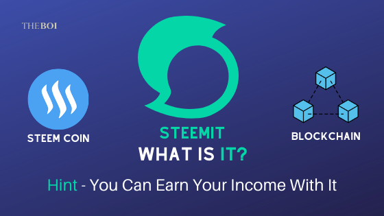What Is Steem Token? What Is Steemit? How to Start Earning? Part 1