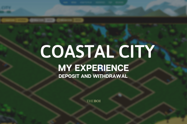 Coastal City – (SCAM!)