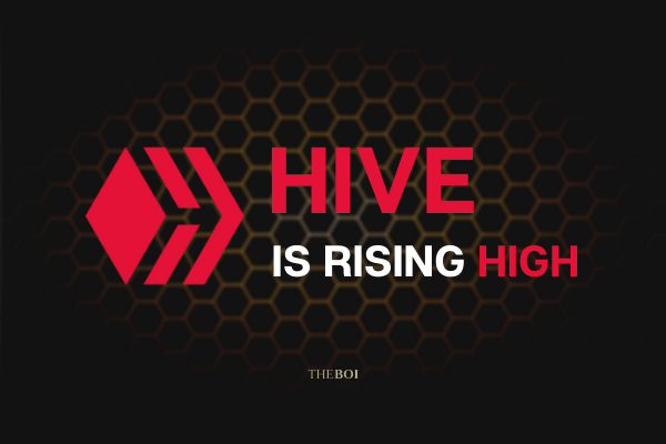 Hive is on the rise!