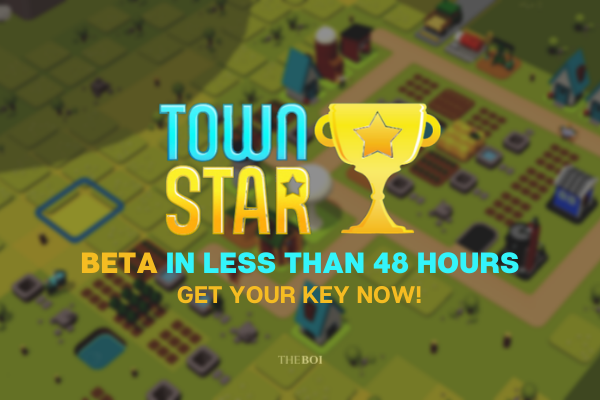 Town Star – Strategic crypto builder from the Co-Founder of Zynga