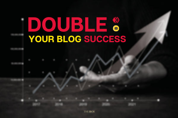 Doubling Your Blog Success With HIVE
